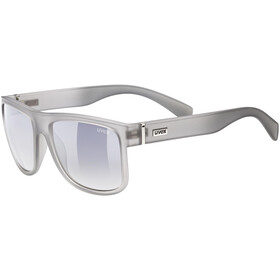 UVEX LGL 21 Glasses grey transparent matt/ltm.smoke dégradé